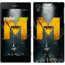 Чехол на Sony Xperia Z1 C6902 Metro. Last light 631c-38