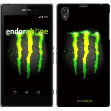 Чехол на Sony Xperia Z1 C6902 Monster energy 821c-38