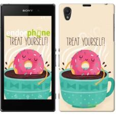 Чехол на Sony Xperia Z1 C6902 Treat Yourself 2687c-38