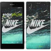 Чехол на Sony Xperia Z1 C6902 Water Nike 2720c-38