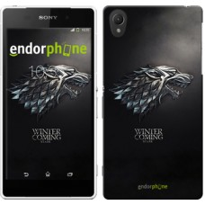 Чехол для Sony Xperia Z2 D6502/D6503 Game of thrones. Stark House 1120c-43
