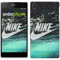 Чехол для Sony Xperia Z2 D6502/D6503 Water Nike 2720c-43