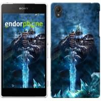 Чехол для Sony Xperia Z2 D6502/D6503 World of Warcraft. King 644c-43