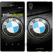 Чехол для Sony Xperia Z3+ Dual E6533 BMW 845u-165