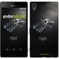 Чехол для Sony Xperia Z3+ Dual E6533 Game of thrones. Stark House 1120u-165
