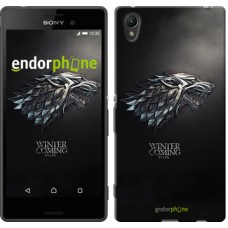 Чехол для Sony Xperia Z3+ Dual E6533 Game of thrones. Stark House 1120u-165