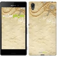 Чехол для Sony Xperia Z3+ Dual E6533 Кружевной орнамент 2160u-165