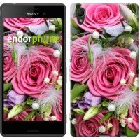 Чехол для Sony Xperia Z3+ Dual E6533 Нежность 2916u-165