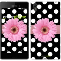 Чехол для Sony Xperia Z3+ Dual E6533 Горошек 2 2147u-165