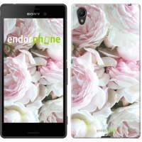 Чехол для Sony Xperia Z3+ Dual E6533 Пионы v2 2706u-165