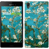 Чехол для Sony Xperia Z3+ Dual E6533 Винсент Ван Гог. Сакура 841u-165
