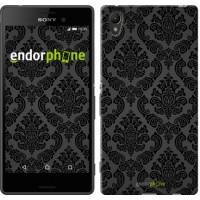 Чехол для Sony Xperia Z3+ Dual E6533 Винтажный узор 2269u-165