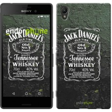 Чехол для Sony Xperia Z3+ Dual E6533 Whiskey Jack Daniels 822u-165