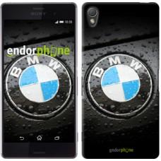 Чехол для Sony Xperia Z3 D6603 BMW 845c-58