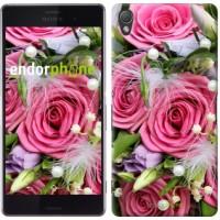 Чехол для Sony Xperia Z3 D6603 Нежность 2916c-58