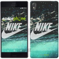 Чехол для Sony Xperia Z3 D6603 Water Nike 2720c-58