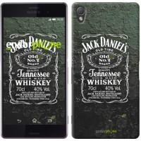 Чехол для Sony Xperia Z3 D6603 Whiskey Jack Daniels 822c-58