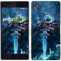 Чехол для Sony Xperia Z3 D6603 World of Warcraft. King 644c-58