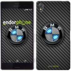 Чехол для Sony Xperia Z3 dual D6633 BMW. Logo v3 3109c-59