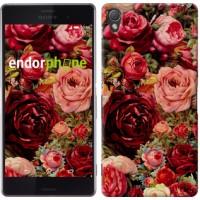 Чехол для Sony Xperia Z3 dual D6633 Цветущие розы 2701c-59