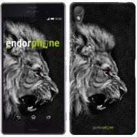 Чехол для Sony Xperia Z3 dual D6633 Лев 1080c-59