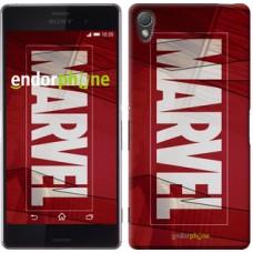 Чехол для Sony Xperia Z3 dual D6633 Marvel 2752c-59