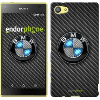 Чехол для Sony Xperia Z5 Compact E5823 BMW. Logo v3 3109c-322