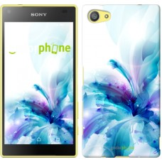 Чехол для Sony Xperia Z5 Compact E5823 цветок 2265c-322