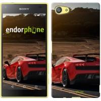 Чехол для Sony Xperia Z5 Compact E5823 Lamborghini v2 2948c-322