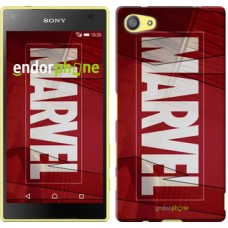 Чехол для Sony Xperia Z5 Compact E5823 Marvel 2752c-322