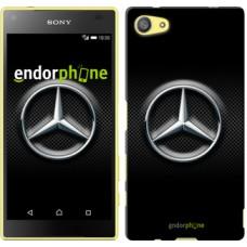 Чехол для Sony Xperia Z5 Compact E5823 Mercedes Benz 2 975c-322