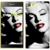 Чехол для Sony Xperia Z5 Compact E5823 Мэрилин Монро 2370c-322