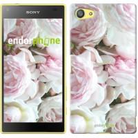 Чехол для Sony Xperia Z5 Compact E5823 Пионы v2 2706c-322