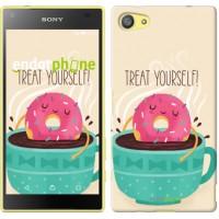 Чехол для Sony Xperia Z5 Compact E5823 Treat Yourself 2687c-322