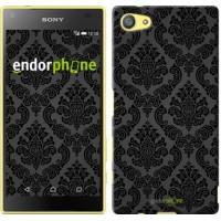 Чехол для Sony Xperia Z5 Compact E5823 Винтажный узор 2269c-322