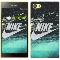 Чехол для Sony Xperia Z5 Compact E5823 Water Nike 2720c-322