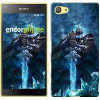 Чехол для Sony Xperia Z5 Compact E5823 World of Warcraft. King 644c-322