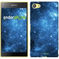 Чехол для Sony Xperia Z5 Compact E5823 Звёздное небо 167c-322