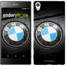 Чехол для Sony Xperia Z5 Premium BMW 845u-345