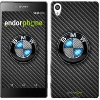 Чехол для Sony Xperia Z5 Premium BMW. Logo v3 3109u-345