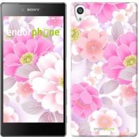 Чехол для Sony Xperia Z5 Premium Цвет яблони 2225u-345