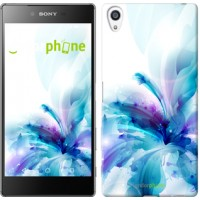 Чехол для Sony Xperia Z5 Premium цветок 2265u-345