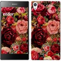 Чехол для Sony Xperia Z5 Premium Цветущие розы 2701u-345