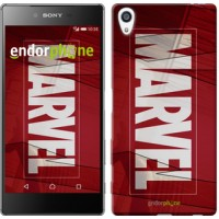Чехол для Sony Xperia Z5 Premium Marvel 2752u-345