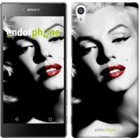 Чехол для Sony Xperia Z5 Premium Мэрилин Монро 2370u-345