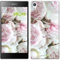 Чехол для Sony Xperia Z5 Premium Пионы v2 2706u-345