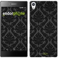 Чехол для Sony Xperia Z5 Premium Винтажный узор 2269u-345