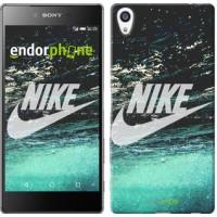 Чехол для Sony Xperia Z5 Premium Water Nike 2720u-345