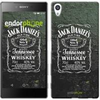 Чехол для Sony Xperia Z5 Premium Whiskey Jack Daniels 822u-345