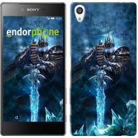 Чехол для Sony Xperia Z5 Premium World of Warcraft. King 644u-345